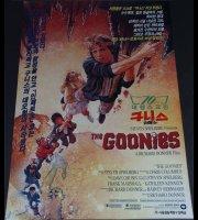 Die goonies (Korea-Poster)
